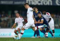 Penalti Piatek Antar Milan Menang Tipis atas Hellas Verona