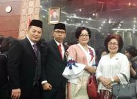 JTP Resmi Wakili Pemilih Partai Perindo di DPRD Sumut