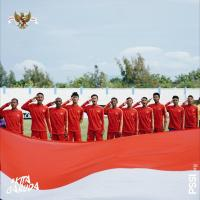 Tampil Perkasa, Timnas Indonesia U-16 Libas Mariana Utara 15-1