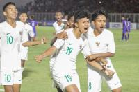 Klasemen Sementara Grup G Kualifikasi Piala Asia U-16 2020 Usai Matchday Kedua