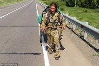 Ingin Lengserkan Putin, Dukun Rusia yang Berjalan 8 Ribu Km Ditangkap