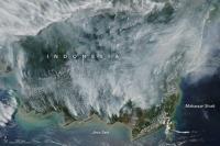 Dampak Kebakaran Hutan Indonesia Capai Filipina