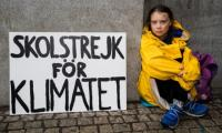 Greta Thunberg: Sendirian Melawan Perubahan Iklim Kini Dapat Dukung dari Seluruh Dunia