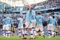 Bungkam Watford 8-0, Bernardo Silva: Man City Siap Berjuang untuk Gelar