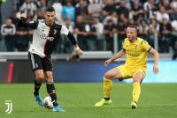 Cristiano Ronaldo Akui Juventus Kesulitan untuk Bisa Kalahkan Verona