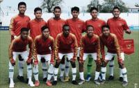 Timnas Indonesia U-16 Masih Kesulitan Bobol Gawang China di Babak Pertama
