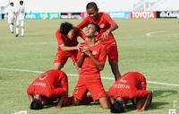 Timnas Indonesia Gagal Taklukkan China di Stadion Utama Gelora Bung Karno