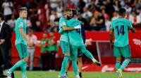 Real Madrid Menang Tipis 1-0 di Markas Sevilla