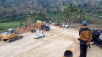 Warga Resahkan Gudang Penyimpanan Bahan Peledak di Proyek Waduk Jlantah