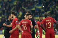 Portugal Takluk dari Ukraina, Semedo: Kami Gagal Manfaatkan Peluang