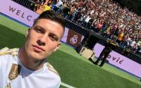 Luka Jovic Belum Tampil Impresif, Pendukung Real Madrid Diminta Bersabar