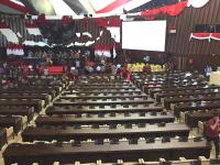 MPR Gelar Geladi Kotor Pelantikan Jokowi-Ma'ruf