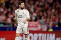 Carvajal Mendadak Ditarik dari Skuad Madrid yang Dibawa ke Markas Mallorca