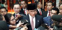 Jokowi-Ma'ruf Dilantik, Sandiaga: Selamat dan Semoga Amanah