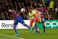 Man City Unggul 2-0 atas Crystal Palace di Babak Pertama