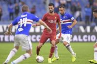 AS Roma Harus Puas Diimbangi Sampdoria
