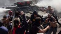 Lima Tewas Setelah Pabrik Garmen Dibakar Penjarah di Chile