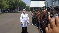Kenakan Baju Putih, Fachrul Razi & Ida Fauziah Dipanggil Jokowi ke Istana