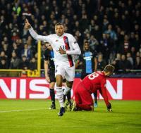 Cetak Hattrick ke Gawang Brugge, Mbappe Lewati Rekor Messi
