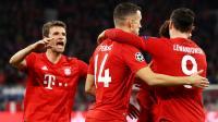 Menang 2-0, Muller: Bayern Tak Biarkan Olympiakos Bernapas