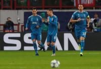 Curi Gol Ronaldo di Laga Lokomotiv vs Juventus, Ramsey: Saya Sudah Minta Maaf