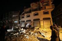 Serangan Israel Menewaskan Komandan Milisi Islam di Gaza