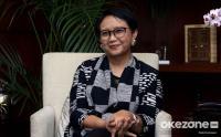 Kembali Dipercaya Pimpin Kemlu RI, Menlu Retno Dapat Pesan Khusus dari Presiden Jokowi