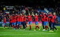 Hasil Kualifikasi Piala Eropa 2020, Jumat 15 November