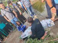 Bermain di Kolam Buatan, 2 Pelajar Tewas Tenggelam