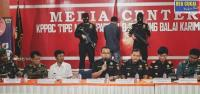 Tim Bea Cukai Gagalkan Penyelundupan Narkoba di Pelabuhan Tanjung Balai Karimun