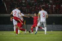 Dari 23 Pemain Timnas Indonesia, Cuma Irfan Bachdim yang Pernah Bobol Gawang Malaysia