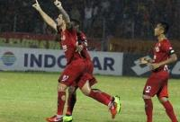 Gol Tunggal Flavio Beck Antarkan Semen Padang Raih Tiga Poin di Laga Kandang