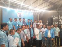 Partai Gelora Bentuk Pengurus DPD 27 Kabupaten dan Kota di Jawa Barat