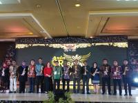 Angkasa Pura I Raih Rating Gold di Asia Sustainability Reporting Rating 2019