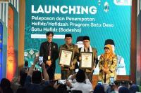 Ridwan Kamil Lepas 1.500 Hafidz dan Hafidzah untuk Ajarkan Ilmu Agama