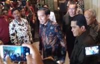 Jokowi Sidak di RSUD Cilegon