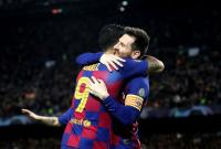 Suarez: Semua Orang Salah Paham dengan Perkataan Messi yang Bakal Pensiun