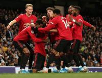 Kalah, Guardiola Sebut Trio Penyerang Man United Sulit Dihentikan