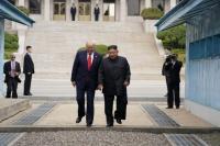 Trump Peringatkan Kim Jong-un, Sikap Bermusuhan dengan AS Bisa Menghilangkan Segalanya