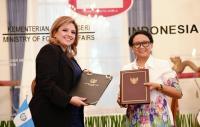 Perkuat Kerja Sama, Indonesia dan Guatemala Sepakati Pembentukan Forum Konsultasi Bilateral