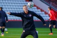 Haaland Sebut Salzburg Nothing To Lose Hadapi Liverpool di Laga Penentu