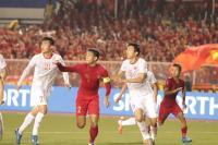 Kalah 0-3 dari Vietnam, Timnas Indonesia U-22 Segel Medali Perak di SEA Games 2019