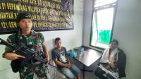 Prajurit Perbatasan Indonesia-Malaysia Tangkap TKI Ilegal Bawa 52 Kg Sabu