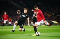 Jika seperti saat Ini, Fans Man United Masih Mau Bertemu Frankfurt?