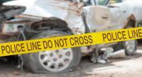 Diduga Rem Blong, Truk Tronton Tabrak Sejumlah Kendaraan