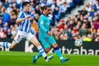Barcelona Gagal Petik Poin Penuh di Kandang Real Sociedad