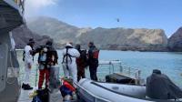 Korban Tewas Letusan Gunung Berapi di Selandia Baru Bertambah Jadi 18 Orang