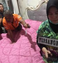 Istri Sempat Tidur 3 Jam Bareng Jenazah Hakim Jamaluddin Sebelum Buang Mayatnya
