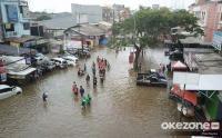 BPBD DKI Jakarta : Titik Banjir Sudah <i>Zero</i>