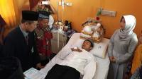 Mempelai Kecelakaan, Pasangan Ini Menikah di Rumah Sakit
